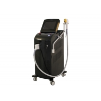 China 120J/Cm2 600W 808nm Face Hair Removal Machine on sale