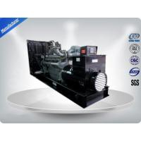 Open Perkins Diesel Generator with Stamford Alternator, Diesel Backup Generator 1600KW Water Cooling Cycle Manufactures