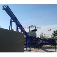 Durable high quality screw conveyor used in waste management system Manufactures