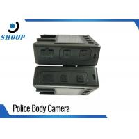 Long Recording Police Body Worn Camera 2 Inch LCD Screen With Big Capacity Battery Manufactures