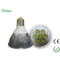 E27 7W PAR30 AC100 - 240V LED Par Bulbs with CE and RoHS approval Manufactures