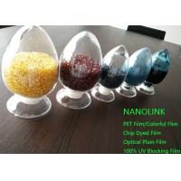 Colorful Oxygen And Water Vapor Barrier Nano Masterbatch With Inorganic Materials Manufactures
