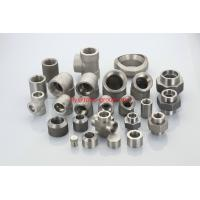 China ASTM A182 F51/2205/UNS S31803/1.4462 forged socket welding SW threaded pipe fittings on sale