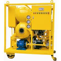 China Double-stage Vacuum insulating oil purification machine improve dielectric strength, on sale