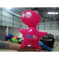 Colorful Large Advertising Inflatable Air Dancers , Plastic PVC Children Toy Manufactures