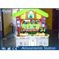 Quality Luxury Appearance Shooting Arcade Machines With Fresh Multi Color Design For for sale