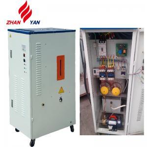 China Portable Bottle Electric Steam Generator / Vapor Steam Generator 220VAC 380VAC on sale