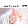 Buy cheap Perfect Match Mood Changing Gel Nail Polish For Salon No Yellowish from wholesalers