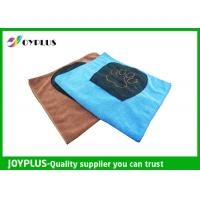 Super Absorbent Dog Drying Towel Microfiber Material Multi - Functional   Manufactures