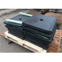 Gray Iron Material Crusher Toggle Plate Customized Size For Ore Mining Manufactures