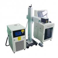 Quality Low Energy Consumption 50w Diode Laser Marker For Food Beverage Industry , Laser for sale