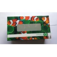 Custom Design Tissue 3D Lenticular Packaging Boxes with UV offset printing Manufactures