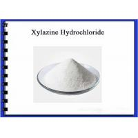 Buy cheap Pharma Raw Powder Xylazine Hydrochloride Used As A Sedative CAS: 23076-35-9 from wholesalers