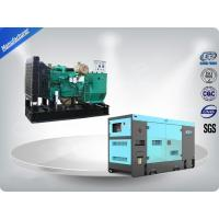 Low Fuel Consumption Standby Cummins Diesel Generator With IP23 Protection Grade and Stamford Alternator Manufactures