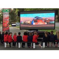 2000Hz Car LED Sign Display Outdoor Mobile Truck Advertising Screen RGB P6 P8 P10 Manufactures