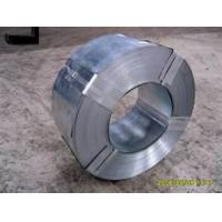Quality hot dipped galvanized cold rolled galvanized steel coil strips products for home for sale