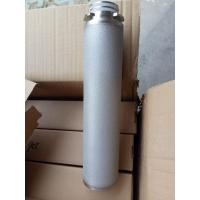 Quality High Pressure Stainless Steel Sintered Filter Titanium SS Filter Cartridge for sale