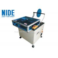 Stator Insulation Paper Cutting Machine 1100 * 850 * 1200mm For Inserting Wedge Manufactures