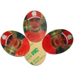 3d lenticular sticker Manufactures