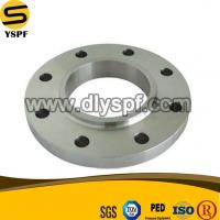 China ASTM A182 F304 F304L F316 F316L F321 ASTM A182 F51 F53 F55 Stainless Steel Slip-ON Flange on sale