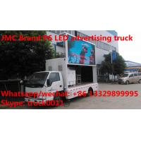 2017s best seller-China P6 Mobile LED advertising vehicle for sale, best price P6 LED digital billboard screen vehicle Manufactures