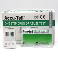 Buy cheap Accu-Tell® Multi-Drug Fast-Dip Rapid Test Panel (Urine) from wholesalers
