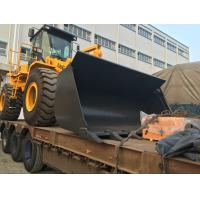 5 Ton XCMG LW500FN Telescopic Compact Wheel Loader / Construction Machine Manufactures