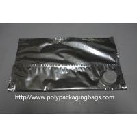 Security Food Grade Wine Bag In Box Packaging Customized Manufactures