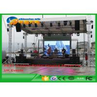 P4.81 Die Casting Aluminum LED Panel Screen Signs For Showing , Fix Install Manufactures