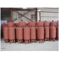 30 Gallon Air Compressor Replacement Tank , Air Compressor Vertical Tank With Legs Manufactures