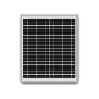Unique Frame 30W 12V PV Solar Panels Corrosion Resistant For Solar Pump Manufactures