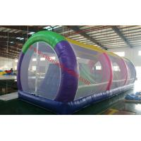 Inflatble obstacle course inflatable playground inflatable fun city Manufactures