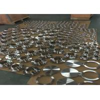 "2"" Thread Stainless Steel Flanges,  Female Or Male Slip On Pipe Flanges Forging Manufactures"
