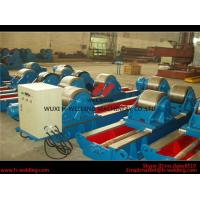 Industrial High Precision Pipe Welding Turning Rolls / Rotators Machine for Tank Welding Manufactures