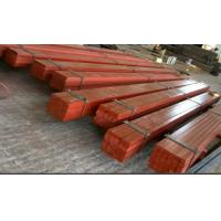 50*30 Smooth Surface Leaf Steel Crane Rail / Crane Square Billet Flat Bar with Hot rolled Manufactures