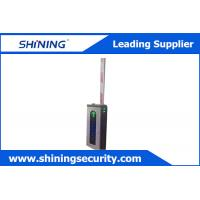 Easy Operation No Shaking Parking Lot Barrier Gate With Long Range RFID Reader Manufactures