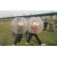 Customized Human Inflatable Walking Ball Ground Balloon for Family , School Manufactures