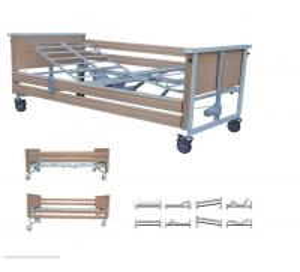 4 Motors Hospital Type Beds For Home, Single Adjustable Beds For The Elderly Manufactures