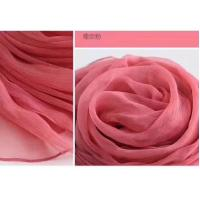 75D Woven polyester dyed wholesale crinkle chiffon fabric high quality new fashion softshell polyester georgette Manufactures