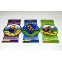 Picture OEM Kids Book PrintingBooks / Educational Books , Foil Stamping Cover Manufactures