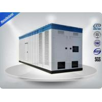 3 Phase Container Generator Set 720 Kw / Kva Powered By Perkins Engine Manufactures