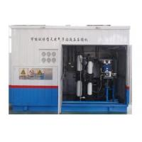 Mechanical Reciprocating CNG Station Compressor Non - oil Cylinder Lubrication Manufactures