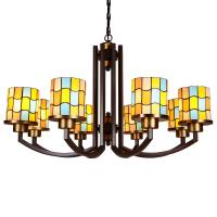 Buy cheap Genuine tiffany pendant Chandelier lamps for Indoor home Lighting (WH-TF-10) from wholesalers