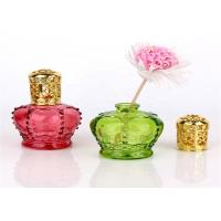 100ml Cosmetic Glass Bottles Aroma Reed Diffuser Bottle Child - Resistant Manufactures
