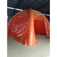 Commerical Inflatable Advertising Tent Tarpaulin Logo For Supermarket Manufactures