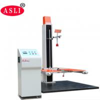 Digital Double Swings Drop Test Equipment for Free Falling Drop Tester have  CE  ISO certification Manufactures