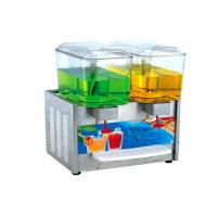 Silver Commercial Juice Dispenser Machine BS330 With Plastic Tank , 459x416x780mm Manufactures