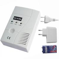 Battery Power Gas Detector Alarm Manufactures