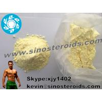Muscle Enhancing Trenbolone Acetate Steroids Anabolic Yellow Powder Manufactures