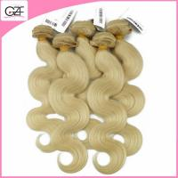 Most Popular One Healthy Donor Top New Virgin Malaysian Hair 613 Virgin Hair Extensions Manufactures